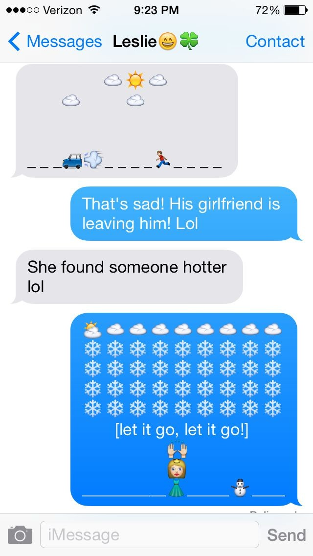 emoji stories funny