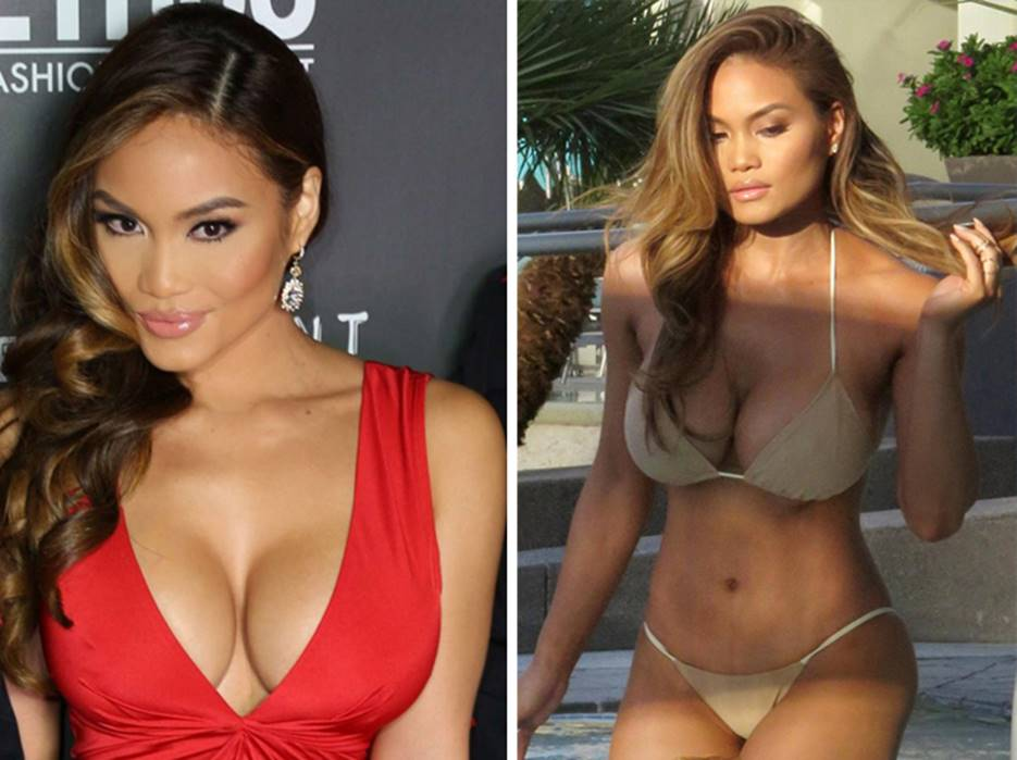 Daphne Joy's Before and After